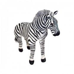 Zebra gigant din plus Melissa and Doug