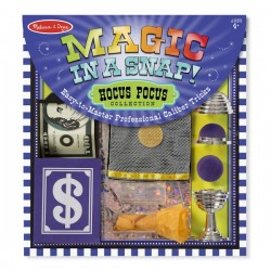 Set magie Hocus Pocus - Melissa and Doug
