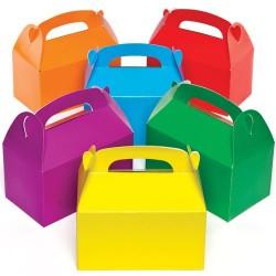 Cutii colorate pentru cadouri - Baker Ross