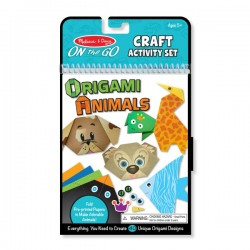 Origami Animale Colorate - Melissa and Doug