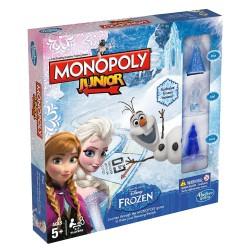 Joc Monopoly Junior Frozen Edition Hasbro HB2247278