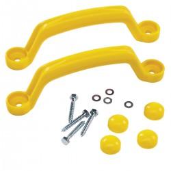 Smart-Line Set ghidonul din material plastic galben