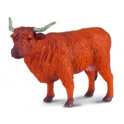 Figurina Vaca Highland
