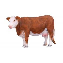 Figurina Vaca Hereford