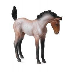 Figurina Manz Mustang – Bay Roan M Collecta