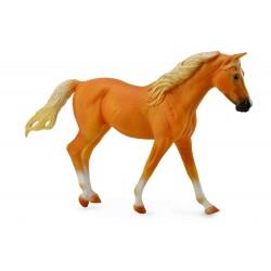 Figurina Cal Missouri Fox Trotter - auriu XL Collecta