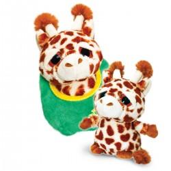 Girafa de plus 18 cm Zoo Podlings Keel Toys