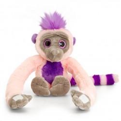 Maimutica de plus Moonlings Roz 48 cm Keel Toys
