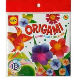 Origami Foi pretiparite cu diverse modele Alex Toys