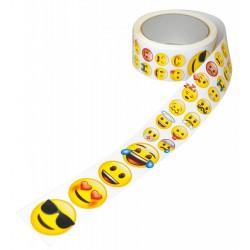 Abtibilduri pe rola Emoji - Playbox