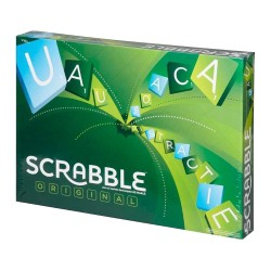 Scrabble varianta originala in limba romana Mattel