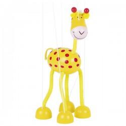 Marioneta Girafa - Goki