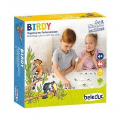 Joc Educativ Birdy