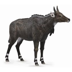 Figurina Antilopa Nilgai L Collecta