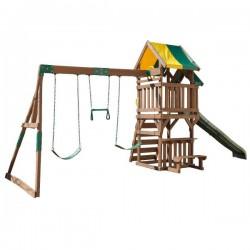 Complex de joaca Arbor Crest Deluxe Kidkraft