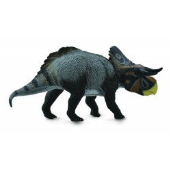 Figurina dinozaur Nasutoceratops pictata manual L Collecta