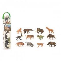 Cutie cu 12 minifigurine Animale preistorice