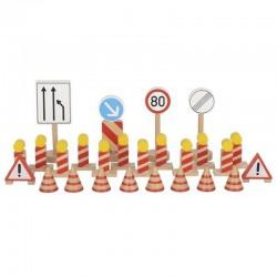 Semne de circulatie Drum in lucru