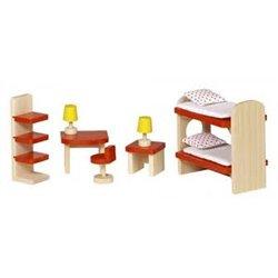 Mobilier pentru casute papusi - Camera copiilor