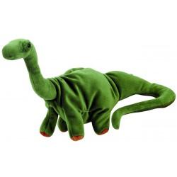 Papusa de mana Brontozaur