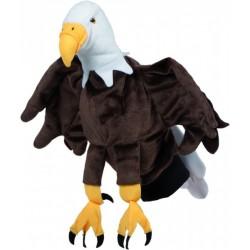 Papusa de mana Vultur Beleduc