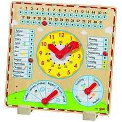 Calendar cu ceas