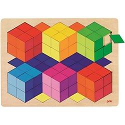 Puzzle Efecte 3D