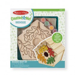 Construieste casuta pasarelelor Melissa and Doug