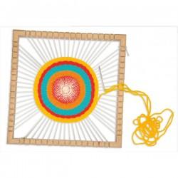 Razboi de tesut circular