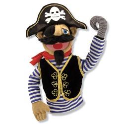 Papusa de mana Pirat - Melissa And Doug