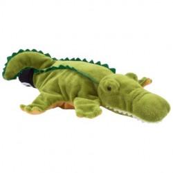 Papusa de mana - Crocodil
