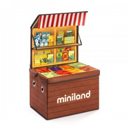 Suprafata de joc pliabila Minimarket