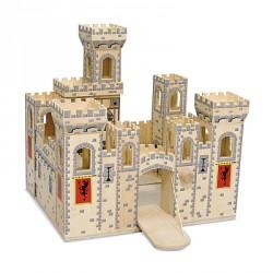Melissa and Doug - Castel medieval pliabil