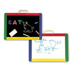 Tabla magnetica si de scris cu litere Melissa and Doug