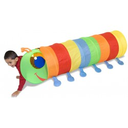 Tunel de joaca Happy Giddy Melissa and Doug