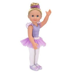 Papusa balerina Alexa Melissa and Doug