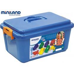 Jucarii Minimobil Miniland 32 vehicule