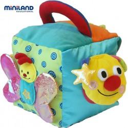 Cub cu activitati Dragy Miniland