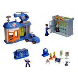 Set de joaca Politia Miniland