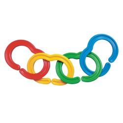 Zale din plastic pentru activitati de indemanare Miniland