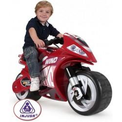 Motocicleta electrica copii Wind 6V Injusa