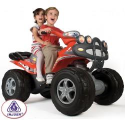ATV electric copii Injusa Mega Cyclops 12V