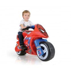 Motocicleta electrica Wind Spiderman Sense 6V Injusa