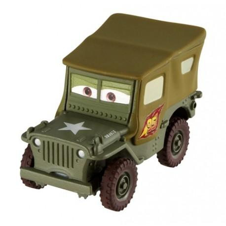 Disney Cars 2 - Race Team Sarge (Sergentul)