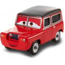 Maurice Wheelks Disney Cars 2 Mattel