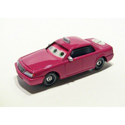 Vern Disney Cars 2 Mattel