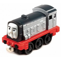Locomotiva mica Dennis Thomas and Friends Fisher Price