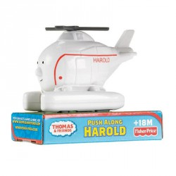 Harold Deluxe Thomas and Friends Fisher Price