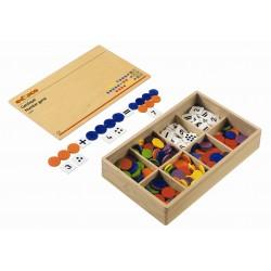 Joc educativ pentru gradinita Numerele - Educo
