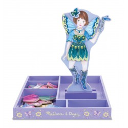 Set magnetic Sa imbracam zana Melissa and Doug
